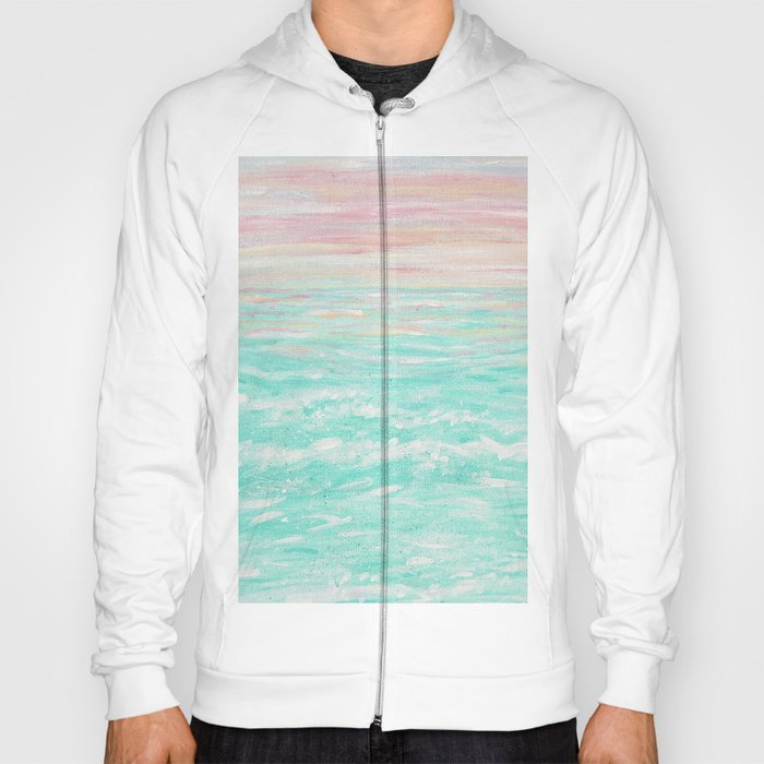 Tropical Sunset Hoody