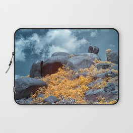 Cracked Big Rock Laptop Sleeve