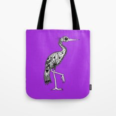 Florida Egret Tote Bag