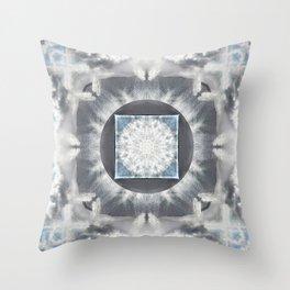 Morning: Corniglia Throw Pillow