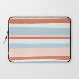 mesa, desert pastel stripes Laptop Sleeve