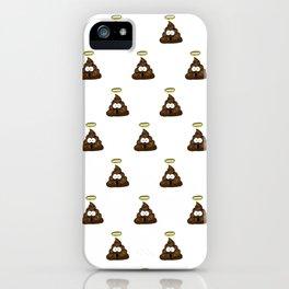 Holy Crap! - Bathroom Humor - Poop - 57 Montgomery Ave iPhone Case