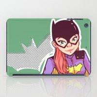 batgirl iPad Cases featuring Batgirl by samarasketch