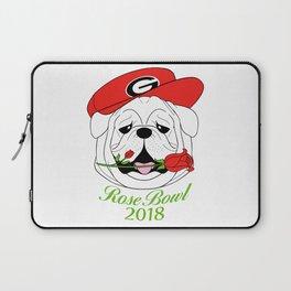 UGA Rose Bowl Bulldog Laptop Sleeve
