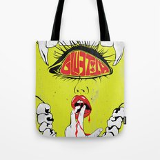 Gluetooth Tote Bag