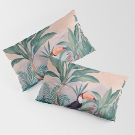 Jungle Paradise Pillow Sham