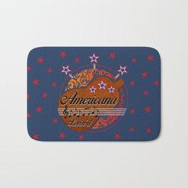 Americana - Lovin' it Bath Mat