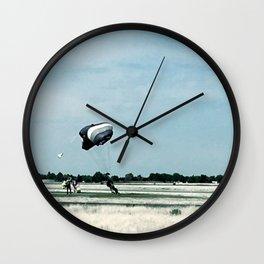 Landing Wall Clock
