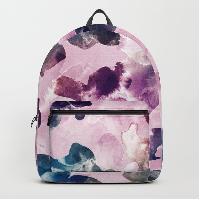 Ink Blooms Backpack