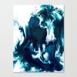 Tidal Canvas Print
