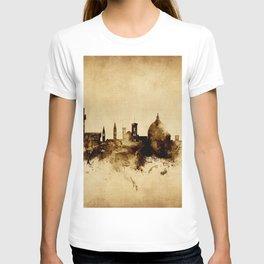 Florence Italy Skyline T-shirt