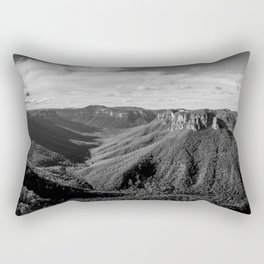 Oberon Mountains Rectangular Pillow