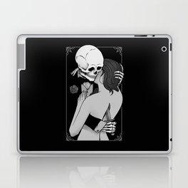 Love and Death Laptop & iPad Skin