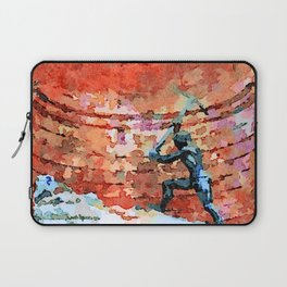 Catanzaro: fountain Laptop Sleeve