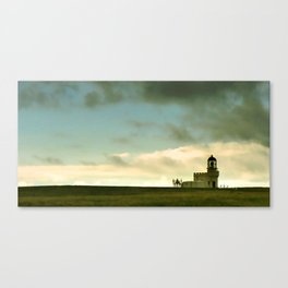 The Brough of Birsay Light Canvas Print
