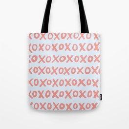 Tic Tac Toe (XOXO) Tote Bag