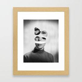 Volatile Framed Art Print