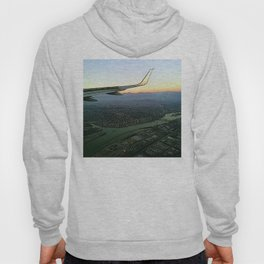 Landing together with the sun Hoody