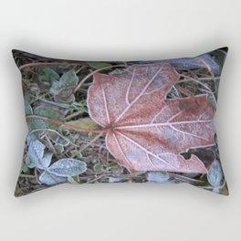 Frosty Morn Rectangular Pillow
