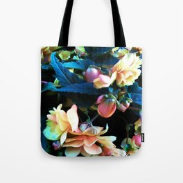 Etheral petals in the afternoon Tote Bag