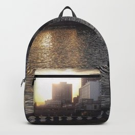 Downtown Des Moines, IA Backpack