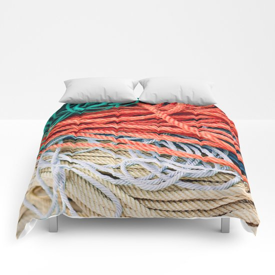 Sailor Rope II Comforters