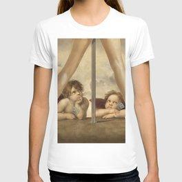 Not so Little Angels T-shirt