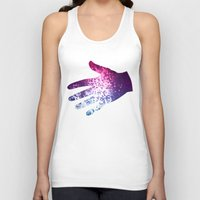 mosaic Tank Tops featuring MOSAIC by INA FineArt