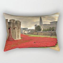 Blood Swept Lands Rectangular Pillow