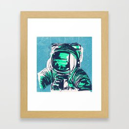 OrbitalFleets Crew Series: No.1 Framed Art Print