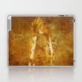 super saiyan 2 Laptop & iPad Skin