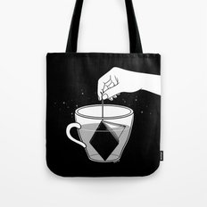 A Cup of Book Tote Bag