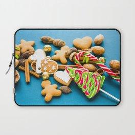 Christmas Cookies Laptop Sleeve