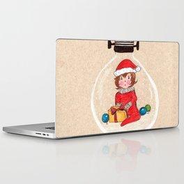 Marry Christmas Laptop & iPad Skin