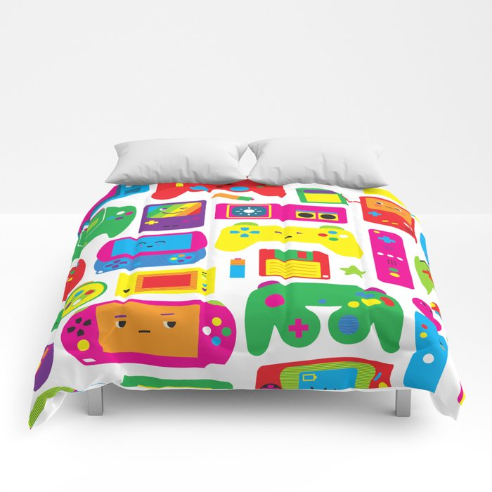 AXOR Heroes - Love For Games Comforters