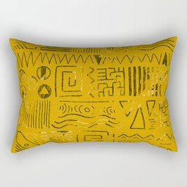 Autumn moods n.22 Rectangular Pillow