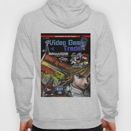 Video Game Trader #15 Cover Design Hoody