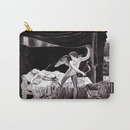 L'Amour et Psyché Carry-All Pouch