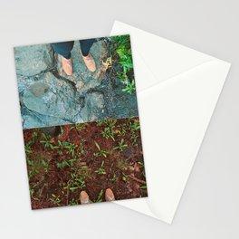 Destressed Stationery Cards