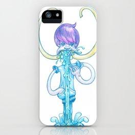 Mammut Boy iPhone Case