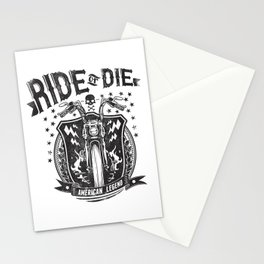 American legend Stationery Cards