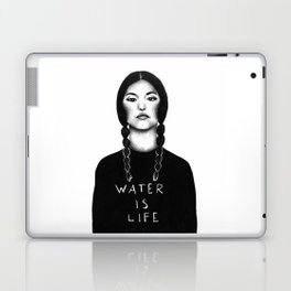 Water Is Life Laptop & iPad Skin
