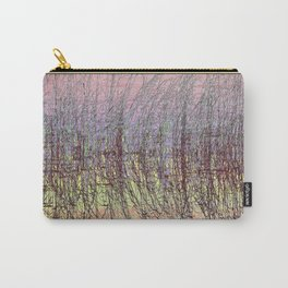 GRASS AND WATER ABSTRACT SUNSET Carry-All Pouch