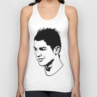 ronaldo Tank Tops featuring ronaldo by b & c