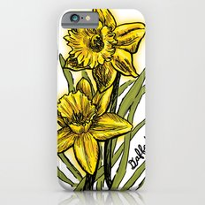 Daffodils Slim Case iPhone 6s