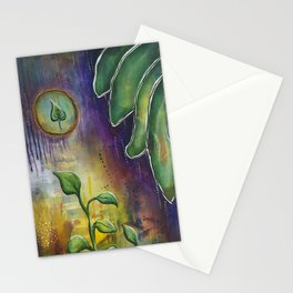 Remnants of Ives Stationery Cards