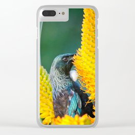 Tui Feed Clear iPhone Case