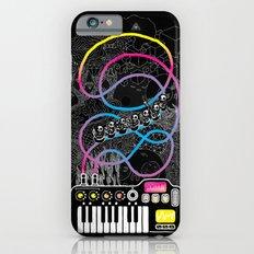 Music Coaster iPhone 6 Slim Case
