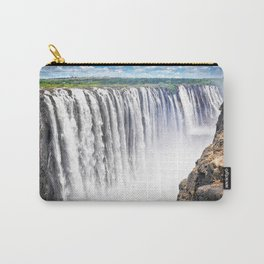 Zimbabwe, Africa - Victoria Falls Carry-All Pouch