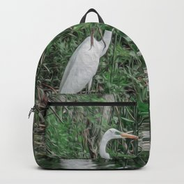 Just Wading Around Backpack